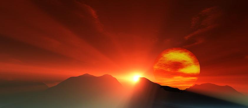 """• """"Cuando oyerais de guerras y de rumores de guerras, cuando Jerusalén esté rodeada de ejércitos..."""" Sunview-sun"""